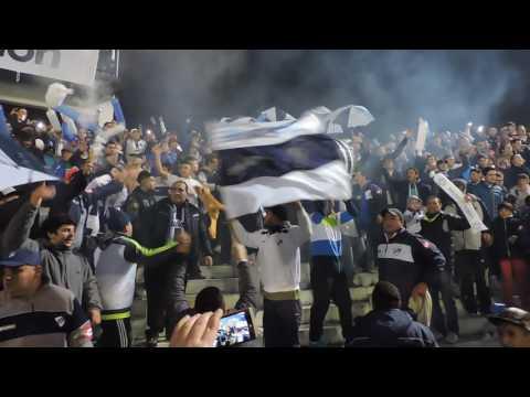 """""""El Tablón Qac  - Entrada Indios Kilmes & KamiQ.A.Ces"""" Barra: Indios Kilmes • Club: Quilmes"""
