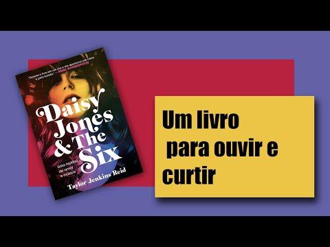 Pílula Literária #12 - Daisy Jones & The Six, de Taylor Jenkins Reid