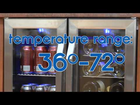 NewAir Beverage Center AWB-360DB