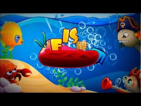 Video of Fish vs Pirates