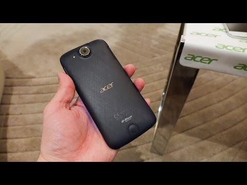 Acer Liquid Jade S Eindruck - 64-Bit, LTE, Dual-Sim, 116g (CES 2015)