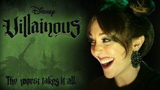 Disney Villainous Board Game Commercial