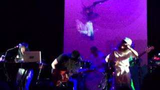 Cibo Matto with Sean Lennon - Birthday Cake - Live - New York - 2014