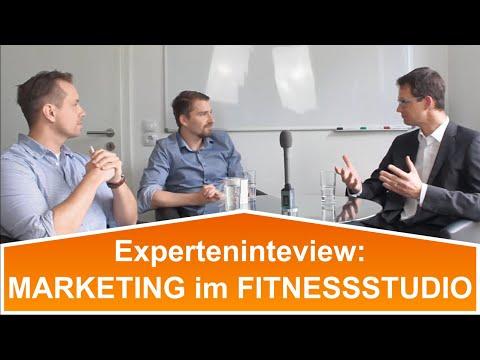 Experteninterview Marketing für Fitnessstudios