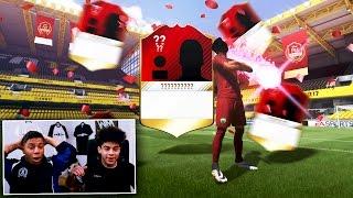 OMG 2 ELITE WALKOUTS!! FIFA 17 FUT CHAMPIONS WEEKEND + ELITE MONTHLY REWARDS
