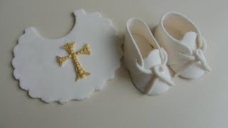 How To Make Christening Cake Topper