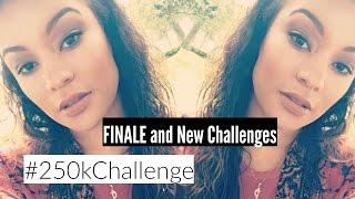 NEW Fitness Challenges |#250KChallenge FINALE