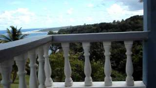 preview picture of video 'SeaCliff Cottages - Dominica | Cottage #1 - The Studio Cottage'