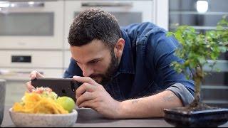 VIDEO - Guacamole, un clásico fácil de hacer