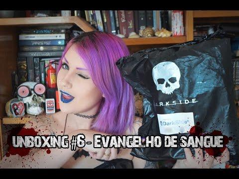 Unboxing #6 Evangelho de sangue