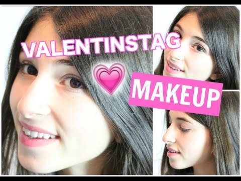 VALENTINSTAG  MAKEUP ❤️ ⎮ Dicle Polat