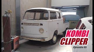 Kombi Clipper Crew Cab - Começa a Funilaria - Autoplayerz ProJect Cars [T03 EP03]