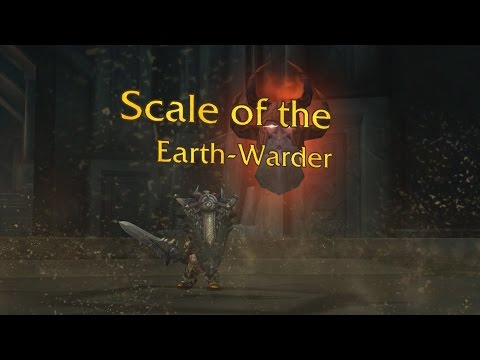 The Story of Scale of the Earth-warder