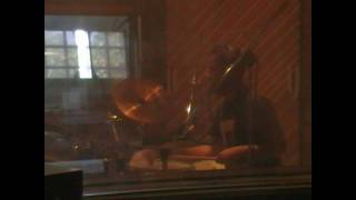 IAKODRUM recording for STORM OF DAMNATION at WEST LINK RECORDING Studio