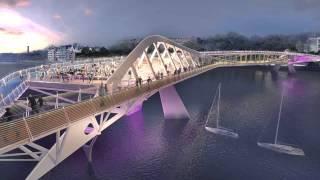 7 Futuristic Architecture Bridge