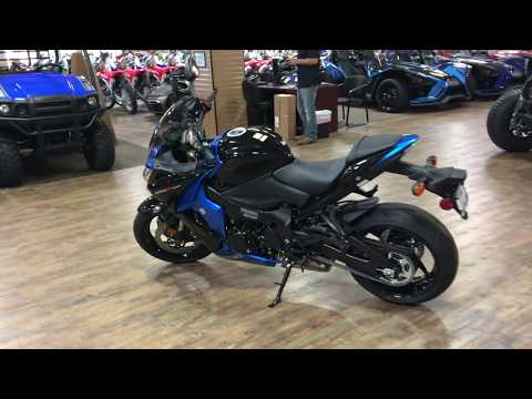 2018 Suzuki GSX-S1000F ABS in Murrieta, California