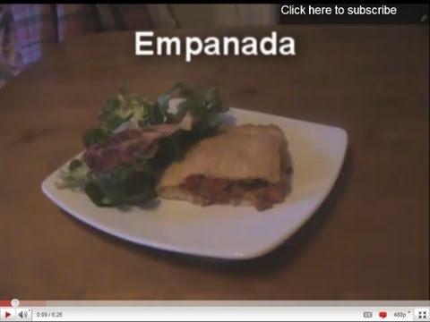 Empanada – MYVIRGINKITCHEN