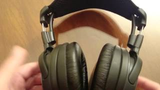 JVC HA-RX700 Precision Headphones Review