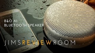 B&O Beoplay A1 Bluetooth Speaker - REVIEW