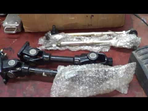 обзор и ремонт ходовой квадроцикла стелс 500 GT часть1