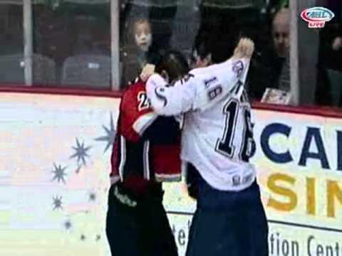 Ryan Stone vs. Greg Stewart