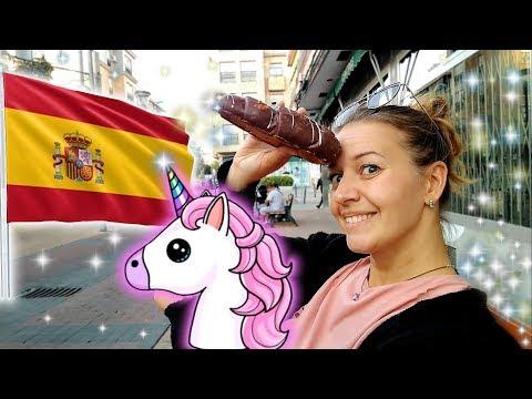 OCHUTNÁVKA ZO ŠPANIELSKA | PREMENA NA JEDNOROŽCA | Eddemi