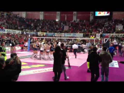 Yamamay campione d'Italia