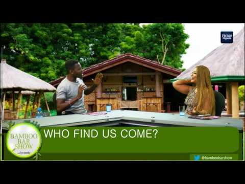 Bamboo Bar Show: Who find us come? Adeola Soetan