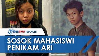 Sosok Mahasiswi Penikam Selebgram Ari Pratama, Akui Hubungan Intim dengan Korban hingga Hamil