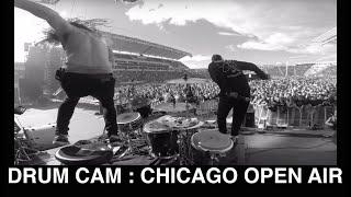 Aric Improta Drum Cam | Chicago Open Air Drum Highlights 2019
