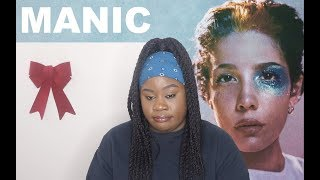 Halsey   Manic Album |REACTION|