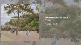12 Violin Sonatas, Op. 5