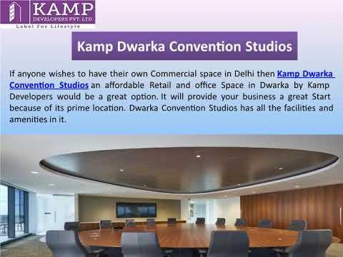 3D Tour of Kamp Dwarka Convention Studios