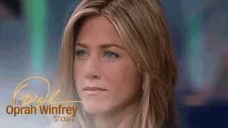 """The Epiphany That Gave Jennifer Aniston """"Total Peace 