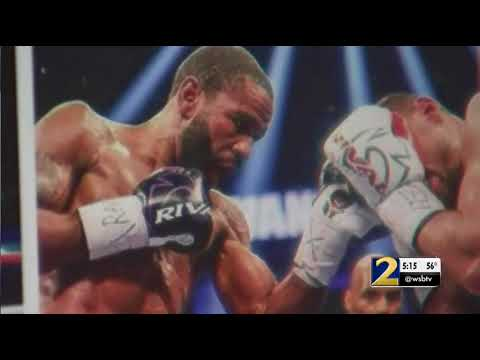Professional boxer arrested at Lenox Square, charged with sexual battery