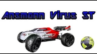 Ansmann Virus ST Test! | Outdoor Spaß! | FULL HD | Deutsch