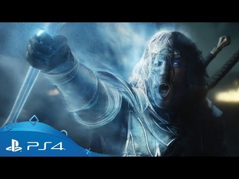 Shadow of War Live Action Trailer