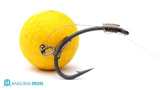 How To Tie A D Rig   Carp Rigs   By Angling Iron