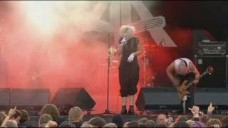 Animal Alpha-Bundy live at Wacken 2007 HQ