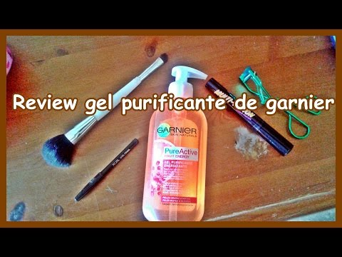 Review gel purificante garnier | Carmeloncho