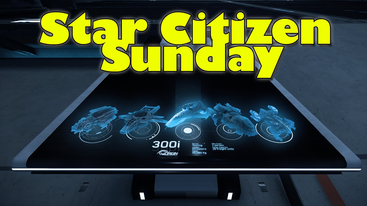 Star Citizen Sunday - AC Currency, Landing Tutorials & Aurora Package Giveaway + More News [CLOSED]