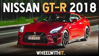 NISSAN GT-R 2018 TEST: Cywilny supercar?