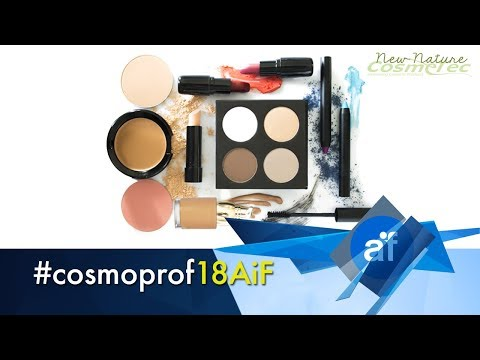 Complete make-up line with natural raw materials - Cosmetec