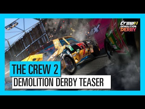 Demolition Derby Teaser Trailer | Ubisoft de The Crew 2