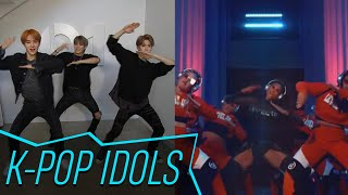 NCT 127 Takes On The 'Level Up' Challenge And Shows Off Their Ciara Approved Moves!