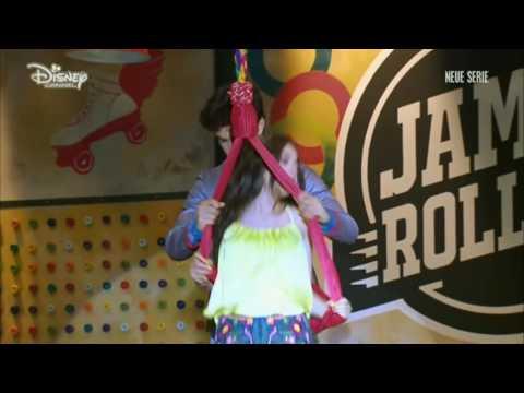 Soy Luna 1– Luna stürzt beim Wettbewerb 【Folge 20】