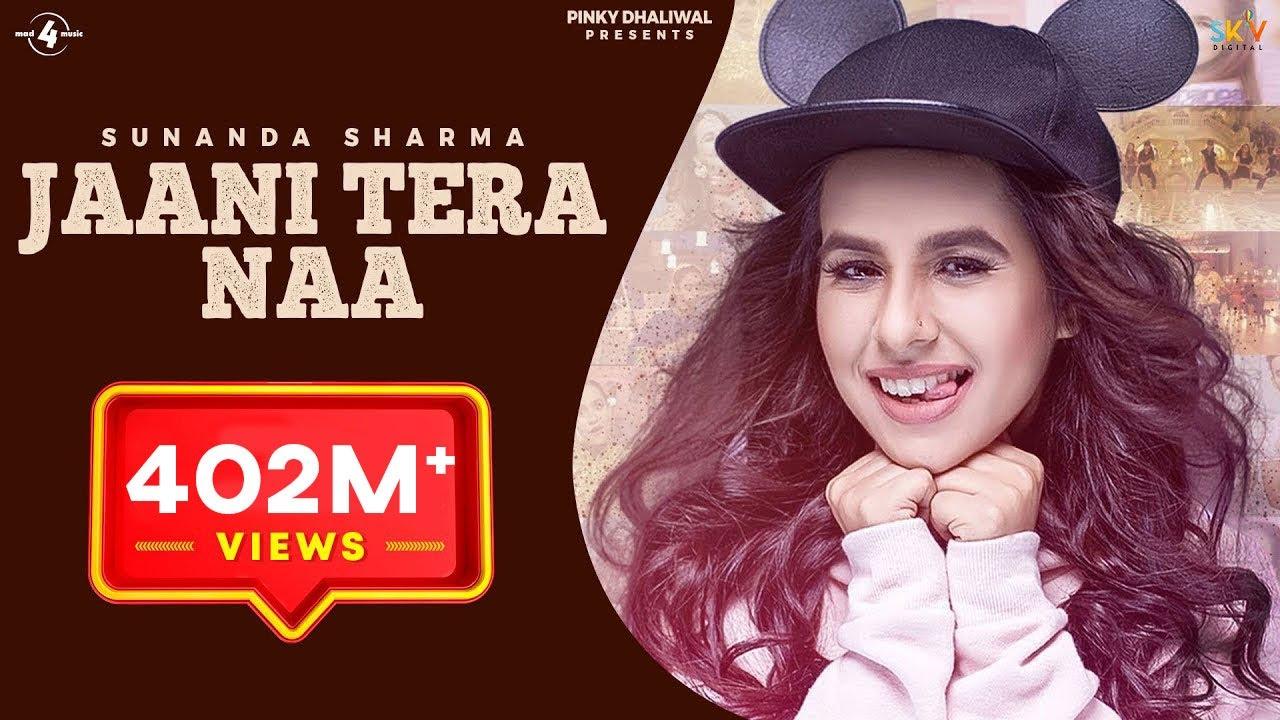 JAANI TERA NAA (Full Video) | SUNANDA SHARMA | SuKh E | JAANI | New Punjabi Songs 2017 | AMAR AUDIO  downoad full Hd Video