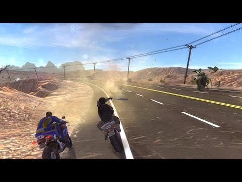 Road Redemption Early Access Steam Release Trailer thumbnail