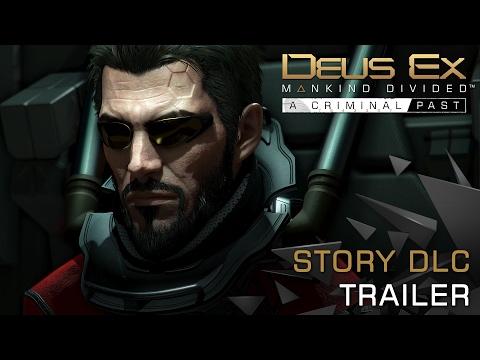 Deus Ex: Mankind Divided DLC - A Criminal Past