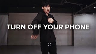 Turn Off Your Phone(전화기를 꺼놔) - Jay Park / Shawn Choreography